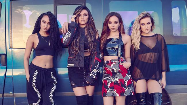 Revenge: Little Mix channelled the pain of breakups into Shout Out to My Ex.