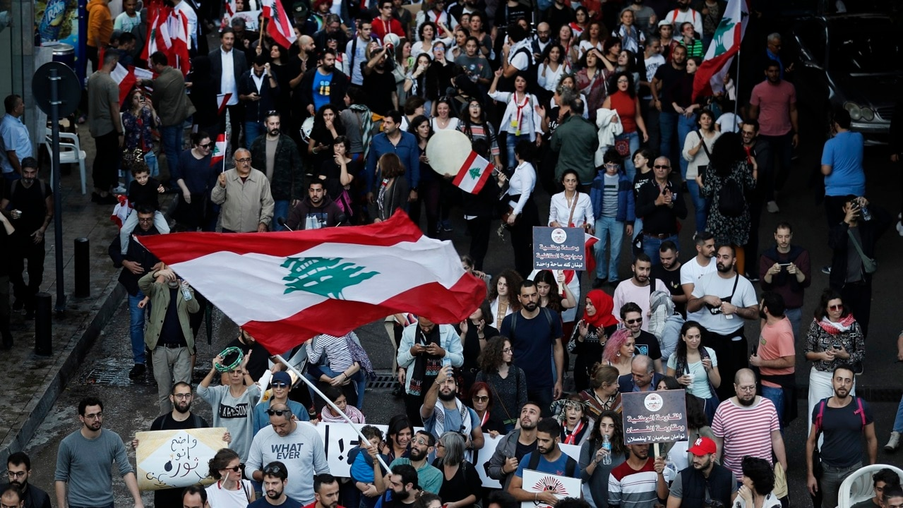 Lebanese business leaders refuse to pay taxes