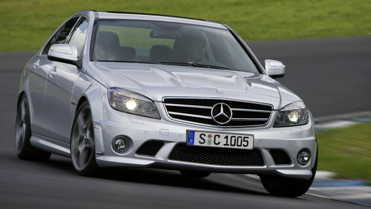 Mercedes-Benz C-Class vehicles sold locally between 2008 and 2011 were affected by the recall.