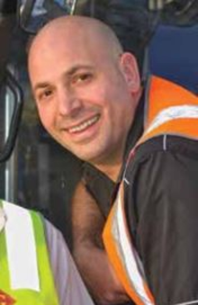 Mr Virgona was shot dead during a highway execution on Saturday morning.