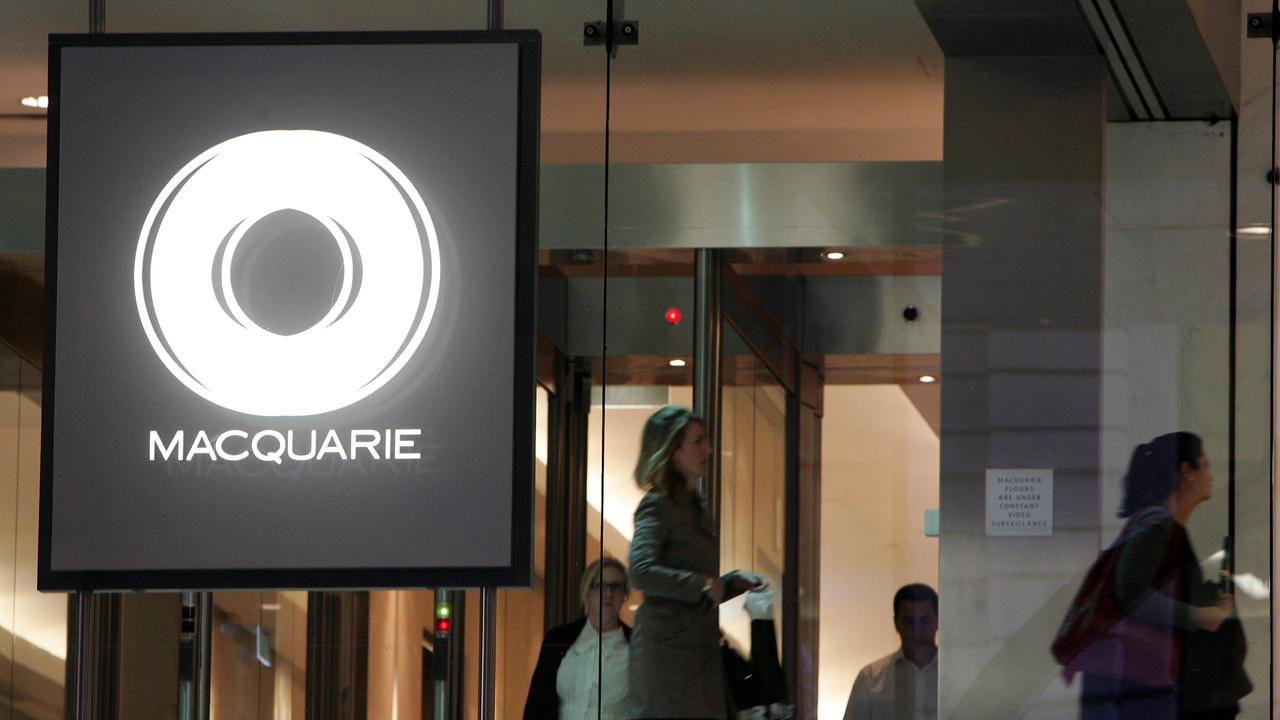 Macquarie hiked its fixed rates by up to 30 basis points. Picture: Sergio Dionisio/Bloomberg