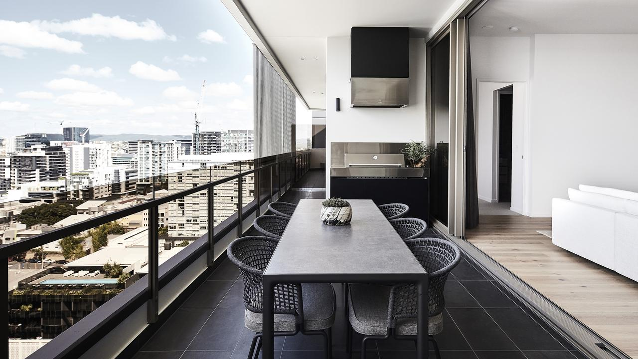 Developers are refocusing on larger, higher-quality apartments targeted towards owner-occupiers, including downsizers and first homebuyers. Picture: Cieran Murphy