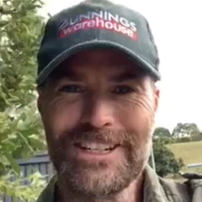 Celebrity chef Pete Evans is among a group of people who have participated in a Freedom Day rally promotional video.