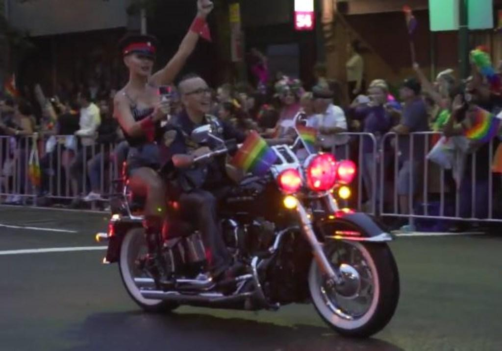 Gay and Lesbian Mardi Gras Parade Brings Color and Music to Central Sydney