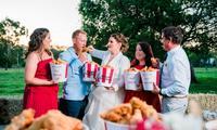 Aussie couple's KFC wedding is finger-lickin good