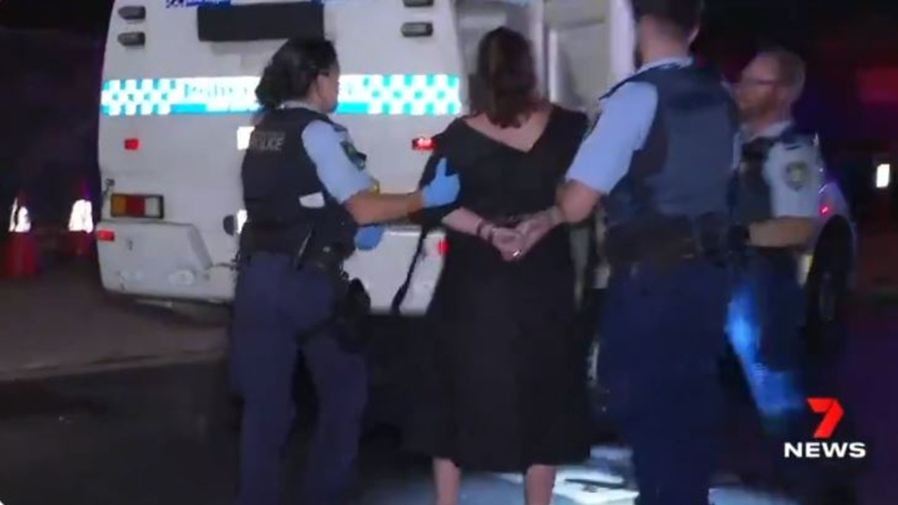 Samantha Palmer will front court on Sunday. Picture: 7 News