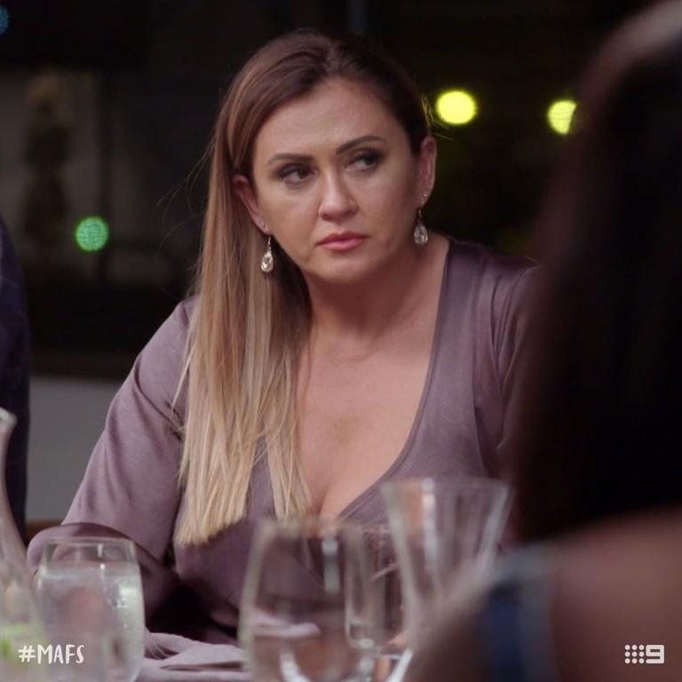 Mishel has made it clear she's not a fan of Lizzie.