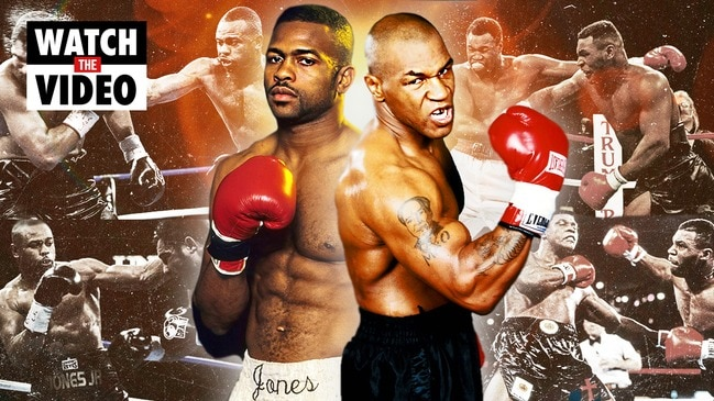 The biggest boxing moments from Mike Tyson and Roy Jones Jr