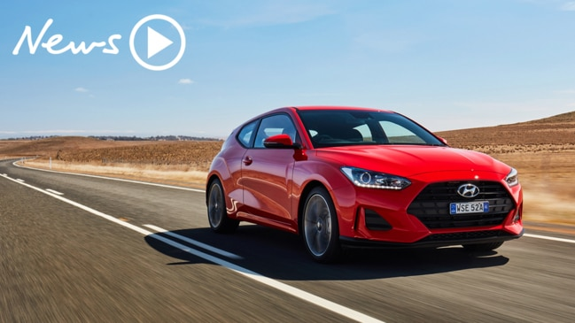 First look: New Hyundai Veloster