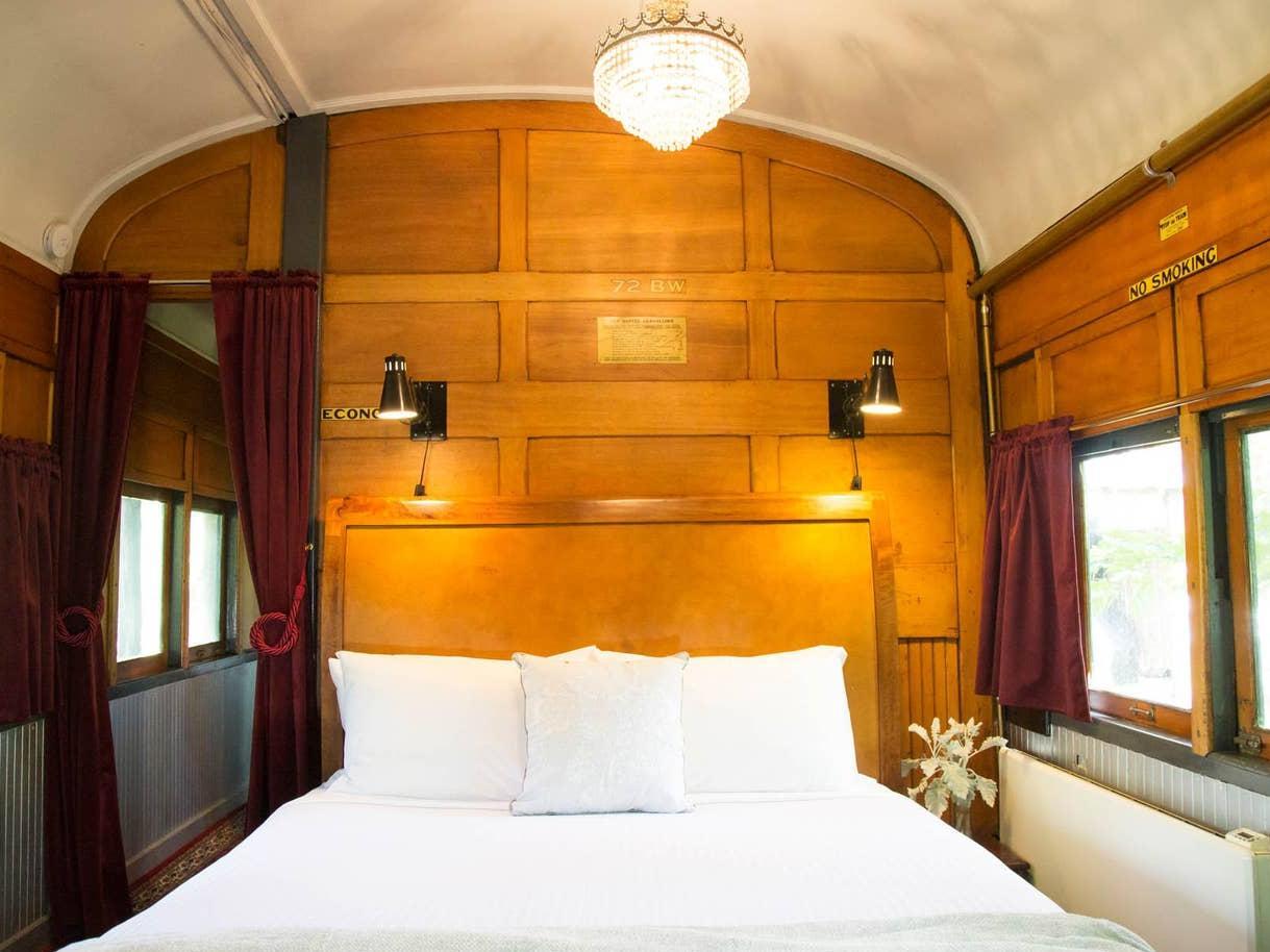 Quaint Victorian Airbnb - on a Train