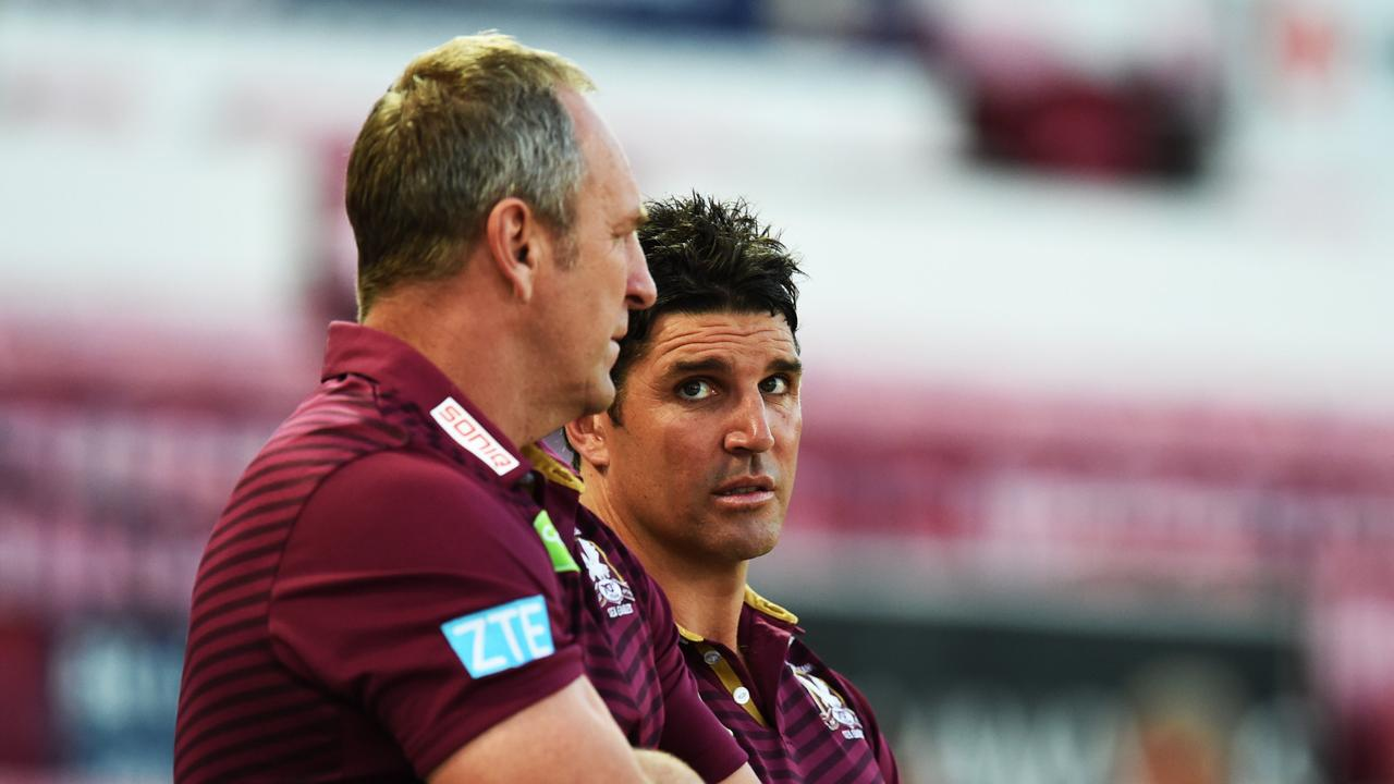 John Cartwright has the support of the playing group to take over from Trent Barrett. Picture: Zak Simmonds