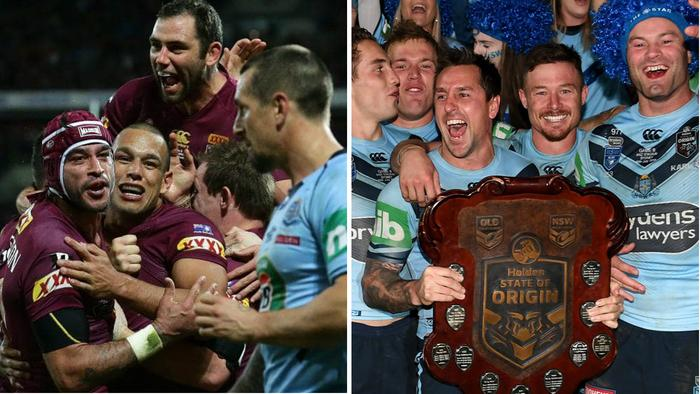 JT sledged Pearce... who is now an Origin winner four years later.