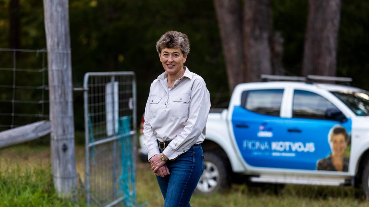 Eden-Monaro voters want community 'rebuild and recovery': Kotvojs