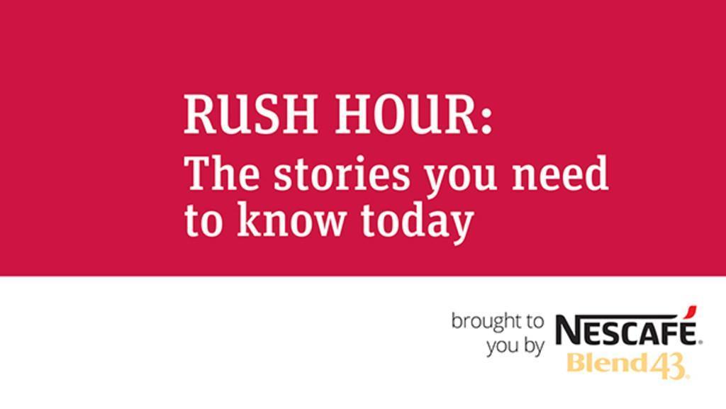 Rush Hour Video - 03/03/2016 - v02