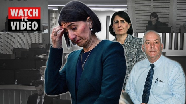 Gladys Berejiklian: A year of scandals