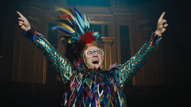 Rocketman Official Trailer