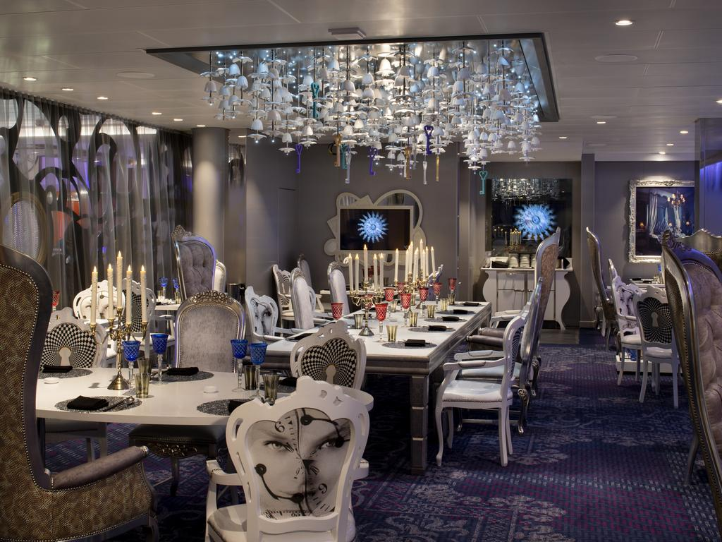 Be transported to Wonderland's Dadong — the newest outpost of world-renowned Chinese chef Dong Zhenxiang.