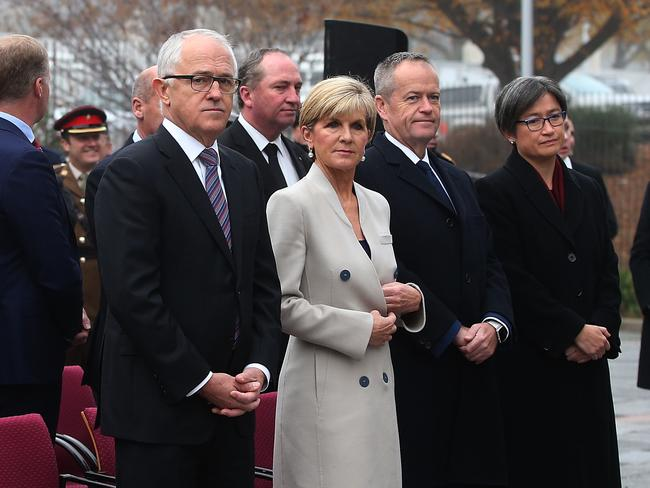 Australia remains committed to the Paris climate deal. Picture: Kym Smith
