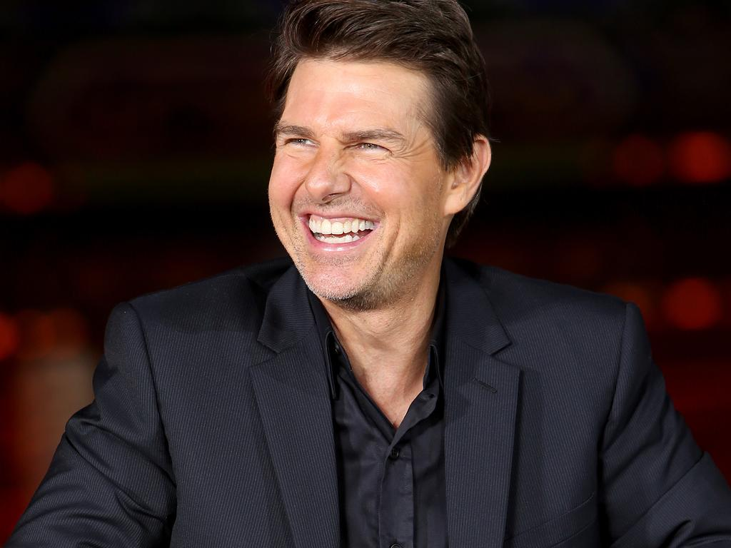 Tom Cruise has long been linked to Scientology. Picture: Emmanuel Wong/Getty Images for Paramount Pictures