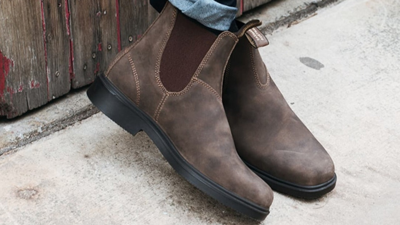 Select Blundstone boots are 25% off during the sale this week.