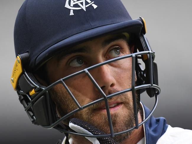 Glenn Maxwell enjoyed mixed results in the Sheffield Shield this summer.