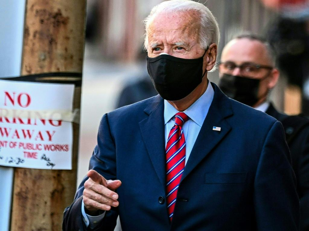 US President-elect Joe Biden is moving quickly to fill key slots in his incoming cabinet. Picture: AFP