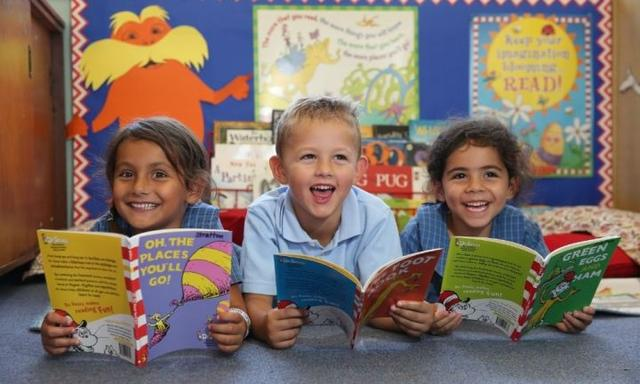 Dr Seuss books banned over racism claims