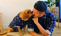 You and your dog can now get matching flannos
