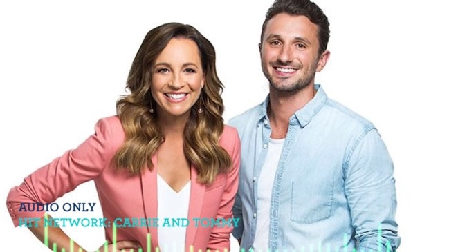 Carrie Bickmore reveals 8 second relationship hack