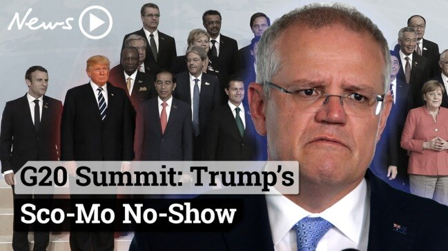 G20 Summit: Trump snubs Aussie PM Scott Morrison as world leaders prepare for Buenos Aires