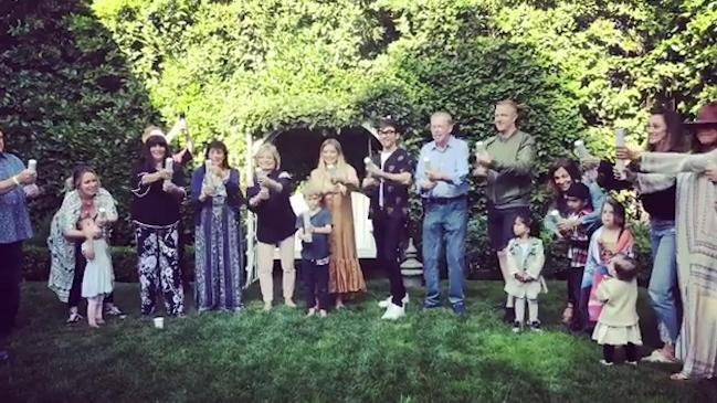 Hilary Duff reveals her baby's gender