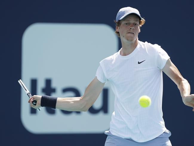 Teenage tennis prodigy is simply 'not human'