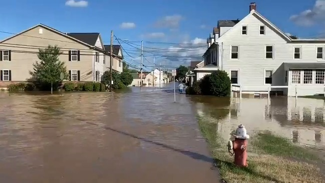 Storm Isaias Brings 'Significant' Flooding to Southeast Pennsylvania