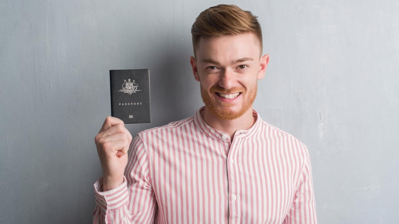 Australians may have to forfeit their passports due to a new demerit scheme.