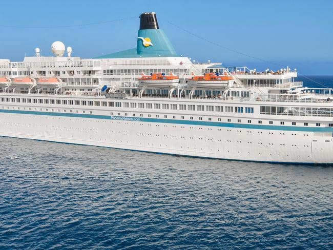 A  LBATROSS Family-owned German cruise company Phoenix Reisen will have two of its ships in Australian waters later in the season. Albatross will be here first, calling into Sydney in mid-February as part of its epic 121-day world trip.