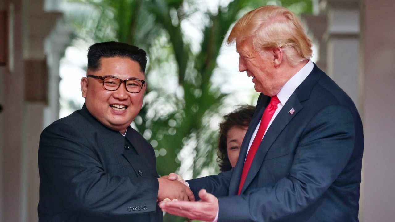 Trump claims he has 'solved' the problem of North Korea's nuclear weapons