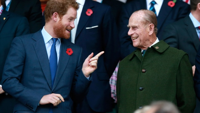 """Prince Harry will feature in a documentary tribute to the life of Prince Philip - described as """"an unrivalled portrait of a man with a unique place in royal history"""". Picture: Phil Walter/Getty Images"""