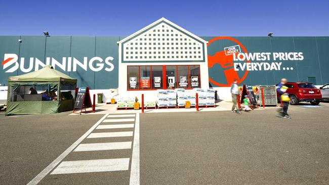 It's been revealed Bunnings is the victim of a huge tax scam. Picture: Supplied