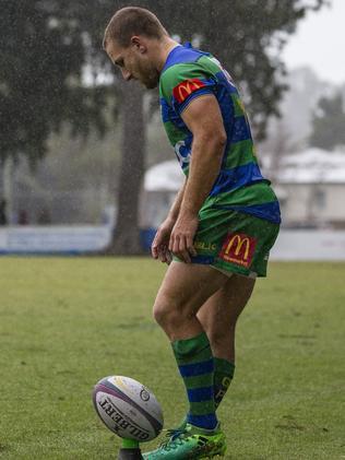 James Tuttle in Queensland Premier Rugby