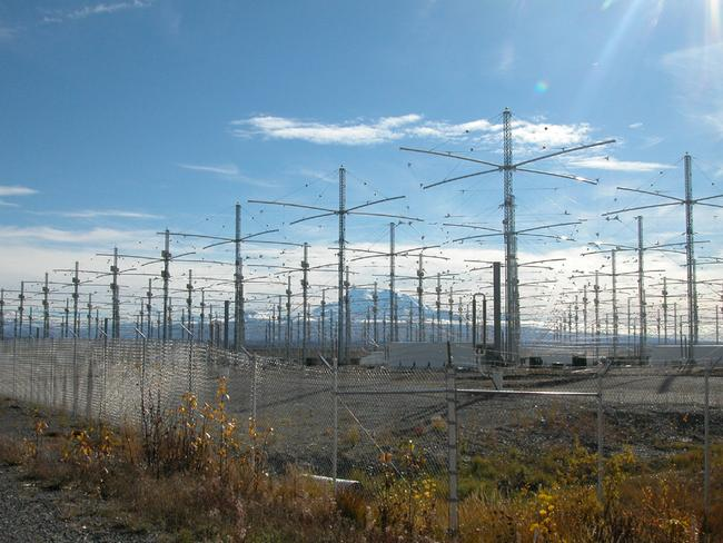 After years of research, HAARP is now owned and operated by a university in Alaska.