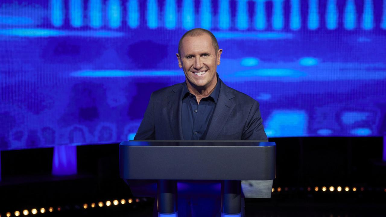 Larry Emdur, host of The Morning Show, has also taken the reins at Channel 7 game show The Chase..