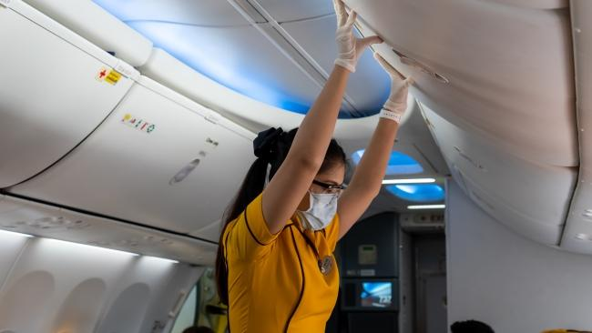 8/11 No more stowing your luggage Once upon a time flight attendants could give you a hand stowing your oversized hand luggage, but you probably won't see that much anymore.