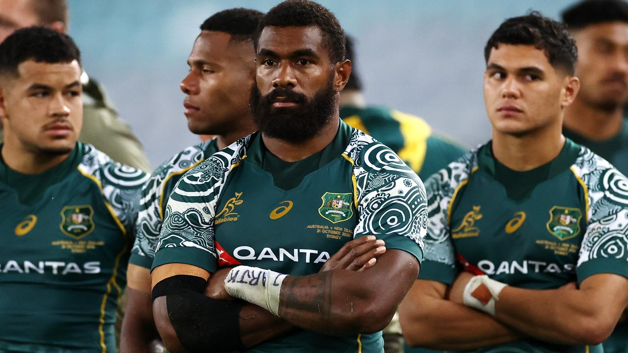 Rugby Australia turmoil continues with three Wallabies stood down days before Bledisloe