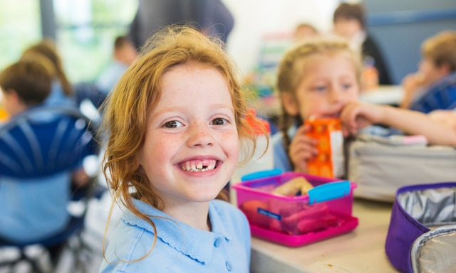 A nutritionist's guide to packing a kindergarten lunch box