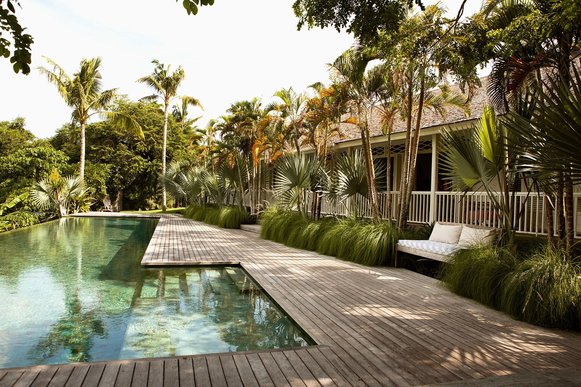 House Tour A French Fashion Designer Creates Her Own Private Oasis In Bali Vogue Australia