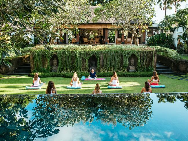 TRY The all-female Women's Classic Larapinta Trek with World Expeditions. Or head to the epicentre of wellness, Bali, for a women-only yoga retreat (pictured) at Escape Haven, where you can indulge in a range of packages.   Check out more of the hottest destinations and travel trends in Escape's Best for 2020 series.