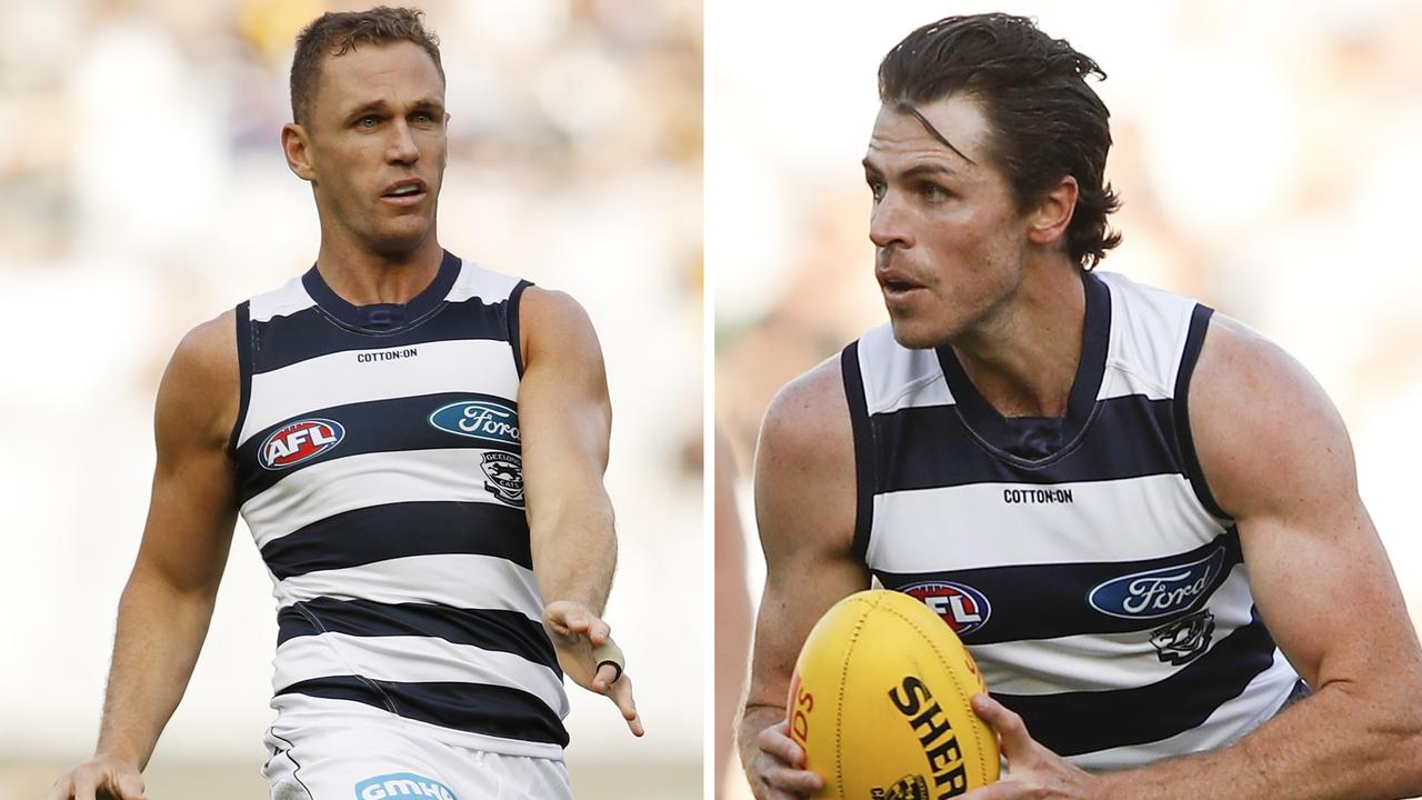 Geelong's slow pace was a major talking point, while Isaac Smith was booed all day by Hawthorn fans.