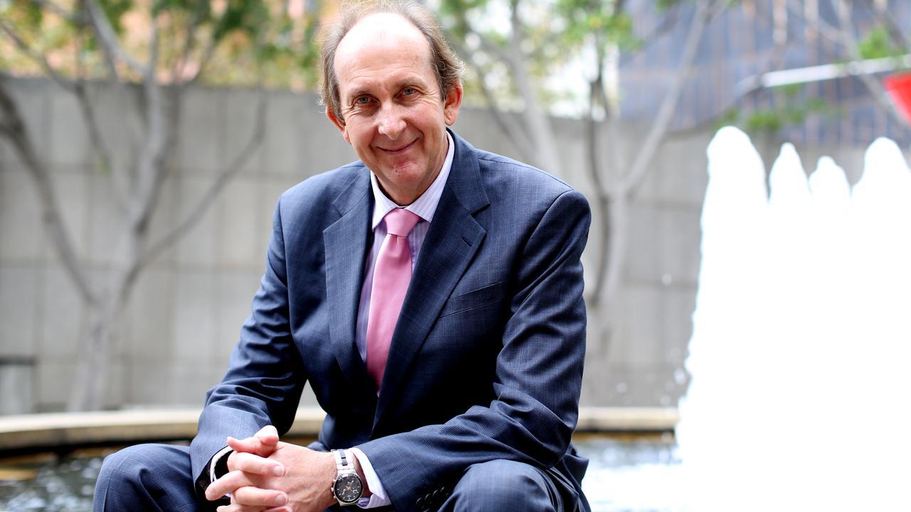 Financial planner Peter Switzer has called Adams a 'bush economist'.