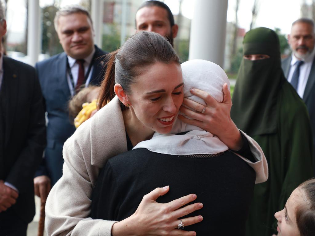 NZ Prime Minister Jacinda Ardern Marks World Refugee Day