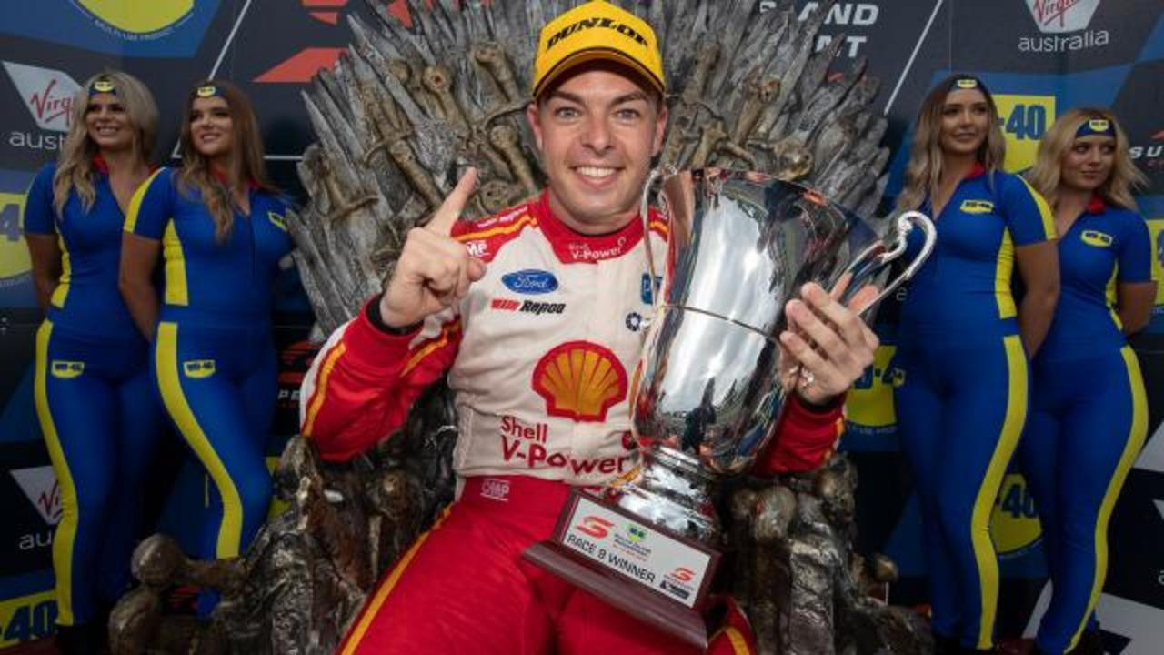 McLaughlin king of the Island